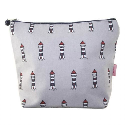 Lua Large Lighthouse Cosmetic Purse
